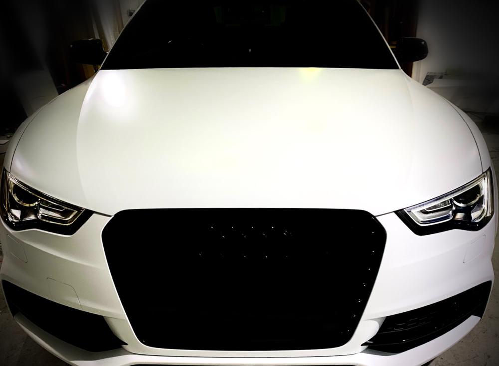 Audi A5 Car wrap Kent