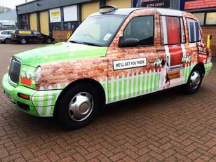 Taxi Wrap